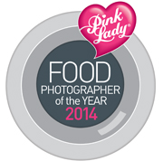 "StockFood sponsert Fotografie-Wettbewerb ""Pink Lady Food Photographer of the Year Award 2014"""