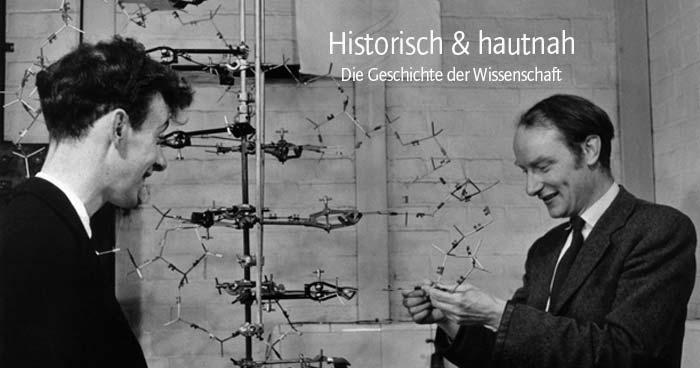Aus der Kollektion: Die Geschichte der Wissenschaft – historisch & hautnah