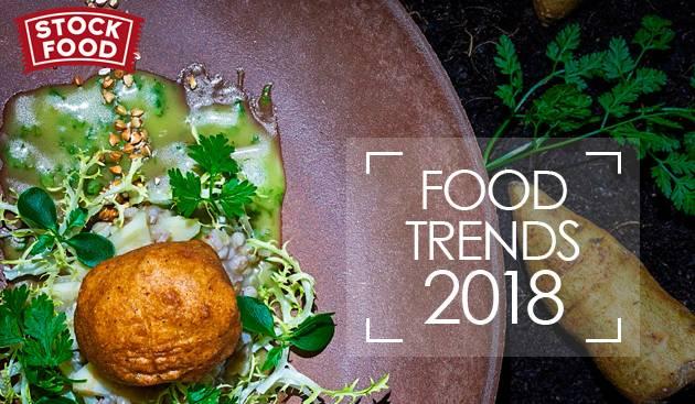 Food Trends 2018 – Das erwarten wir in diesem Jahr