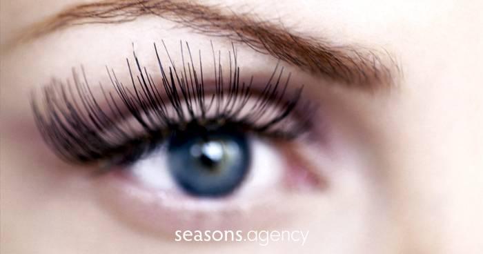 Open your eyes – Auffällige Wimpern sind der Beauty Trend