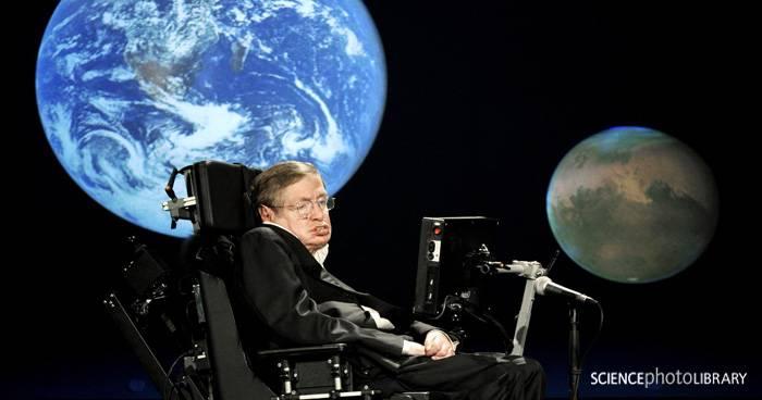 In Erinnerung an Stephen Hawking