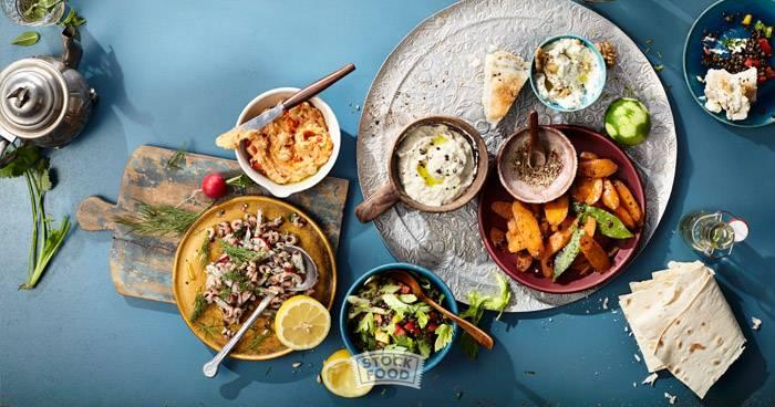 Balagan-Style: Einmal alles für unseren Tisch, bitte!