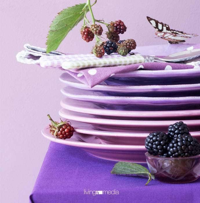 Interior-Inspiration: Fruchtige Farben
