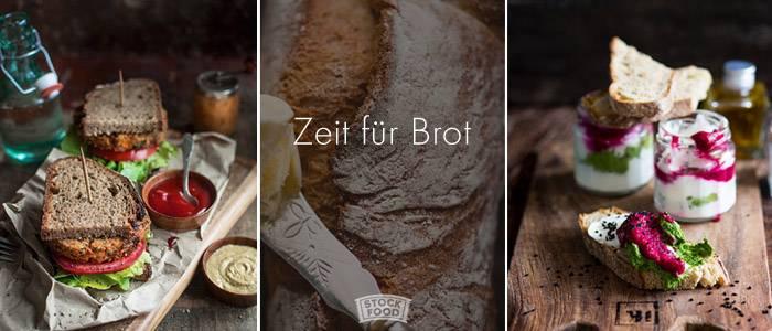 """Lifestyle """"Brot"""": Frisch und gesund aus allen Ländern"""