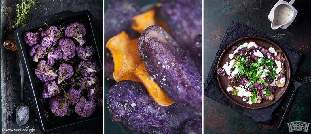 Dramatisch gesund: Food in Ultra Violet