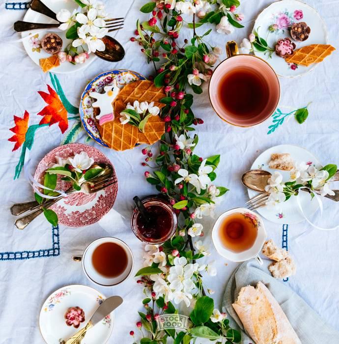 Oster Menü – Moderne Ideen für Brunch, Dinner und Kaffeetafel