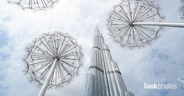 Reiseziele: Dubai von Jürgen Stumpe