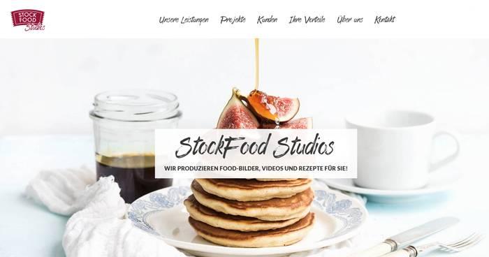 Willkommen bei StockFood Studios